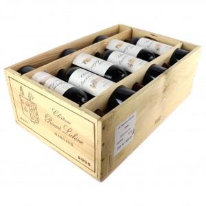 Ch. Prieure-Lichine 2006 Margaux 4eme-Cru 12x75cl / Original Wooden Case