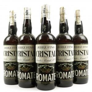 Romate Cristal Fino Sherry 5x70cl