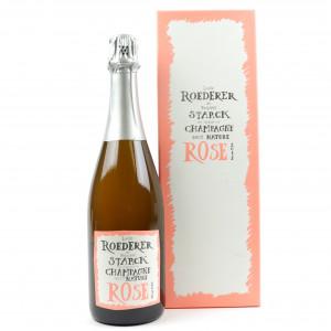 L.Roederer & P.Starck Brut Nature Rose 2012 Vintage Champagne