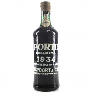 Niepoort 1934 Colheita Port