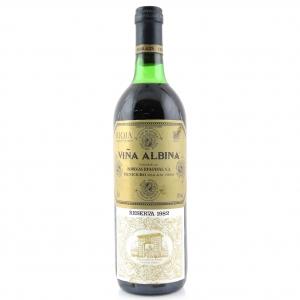Viña Albina 1982 Rioja Reserva