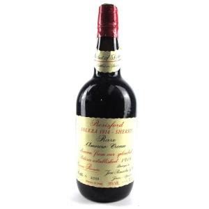 "Berisford ""Solera 1914"" Amoroso Cream Sherry"