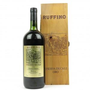 Ruffino Ducale 1995 Chianti Classico Riserva 150cl / OWC