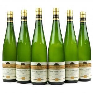 Hugel Gewurztraminer 2007 Alsace 6x75cl / The Wine Society