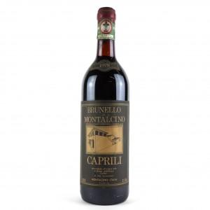 Caprili 1978 Brunello di Montalcino