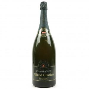 Alfred Gratien Brut 1971 Vintage Champagne 156cl