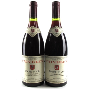 Faiveley 1986 Beaune 1er Cru 2x75cl