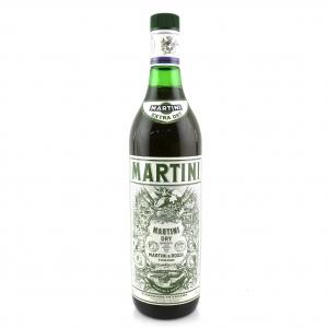 Martini Dry Vermouth / Circa 1980s