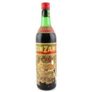 "Cinzano ""Reserva Especial"" Vermouth / Circa 1960s"