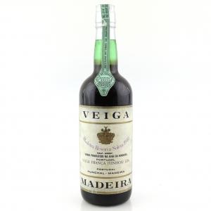"Veiga ""Reserva Solera 1940"" Half-Sweet Madeira"