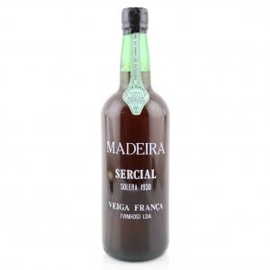 "Veiga ""Solera 1930"" Sercial Madeira"