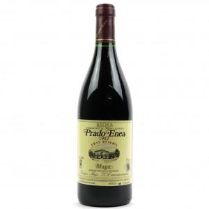 Muga Prado Enea 1987 Rioja Gran Reserva