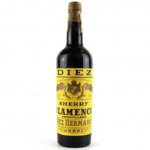 Diez Flamenco Amontillado NV Sherry