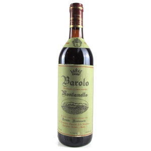 Montanello 1978 Barolo