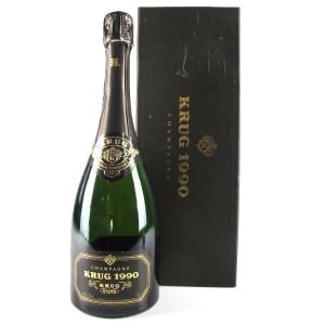 Krug Vintage 1990 Champagne
