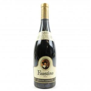 Faustino Edicion Especial 2001 Rioja Reserva