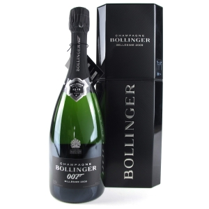 "Bollinger 2009 Vintage Champagne / 007 Limited Edition ""Spectre"""