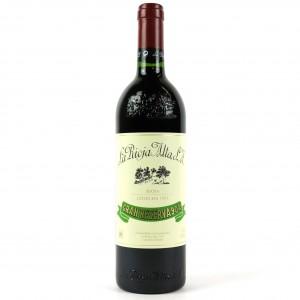 La Rioja Alta 904 1995 Rioja Gran Reserva