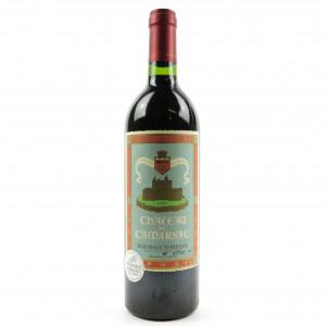 Ch. De Camarsac 1997 Bordeaux Superieur