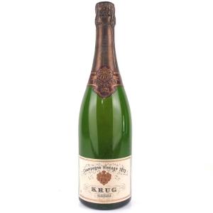 Krug Vintage 1973 Champagne