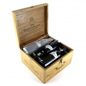 Quinta Do Vesuvio 2000 Vintage Port 6x75cl / Original Wooden Case