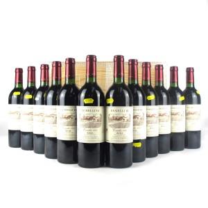 Remellurie 1989 Rioja Crianza 12x75cl / Original Wooden Case