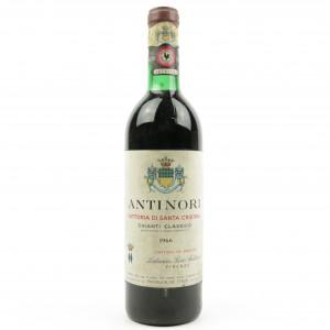 Antinori Santa Cristina 1966 Chianti Classico