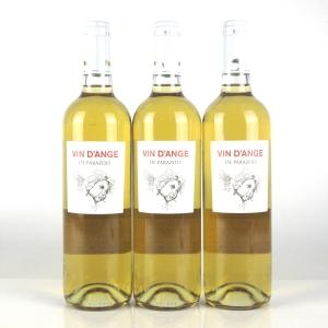 """Dom. De Parazols """"Vin D'Ange"""" Rosé NV Pays D'Oc 3x75cl"""