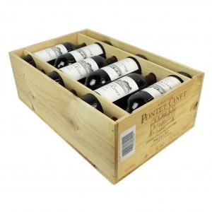 Ch. Pontet-Canet 2010 Pauillac 5eme-Cru 12x75cl / Original Wooden Case