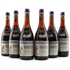 Mirafiore 1964 Barolo 6x72cl