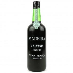Veiga Franca Solera 1930 Malvasia Madeira