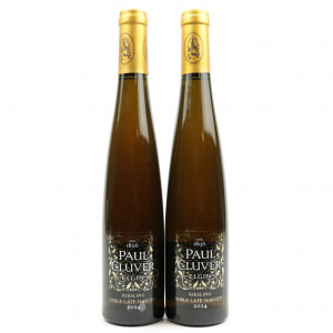 P.Cluver Noble Late Harvest Riesling 2014 Elgin 2x37.5cl