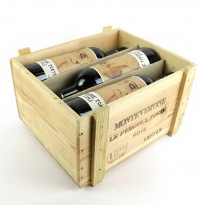 Montevertine Le Pergole Torte 2015 Tuscany 6x75cl / Original Wooden Case
