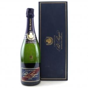 Pol Roger Winston Churchill 2002 Vintage Champagne