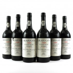 Graham's 1985 Vintage Port 6x75cl