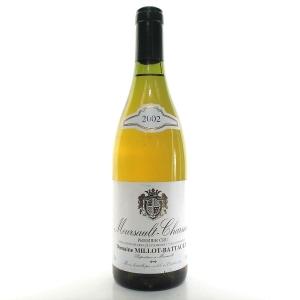 Dom. Millot-Battault 2002 Meursault-Charmes 1er-Cru