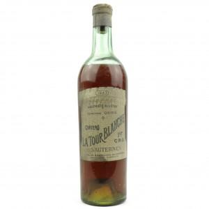 Ch. La Tour Blanche 1943 Sauternes 1er-Cru