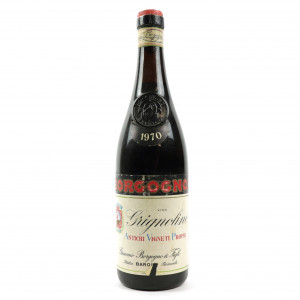 Borgogno Grignolino 1970 Piedmont