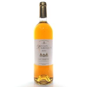 Clos L'Abeilley 2005 Sauternes