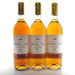 Dom. Du Moulin Neuf 2002 Sauternes 3x75cl