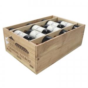 Ch. Talbot 2006 Saint-Julien 4eme-Cru 12x75cl / Original Wooden Case