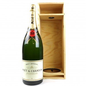 Moet & Chandon Brut NV Champagne 300cl / OWC