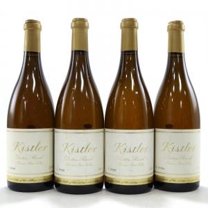 Kistler Dutton Ranch Chardonnay 2000 Sonoma 4x75cl