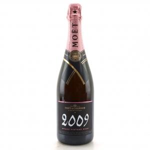 Moet & Chandon Rosé 2009 Vintage Champagne