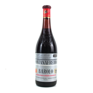 Fontanafredda 1975 Barolo