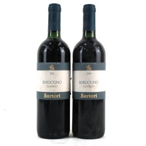 Sartori 1993 Bardolino Classico 2x75cl