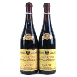 Santi 1985 Amarone 2x75cl