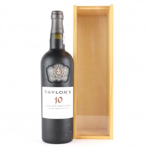 Taylor's 10 Year Old Tawny Port / Bottled 2013