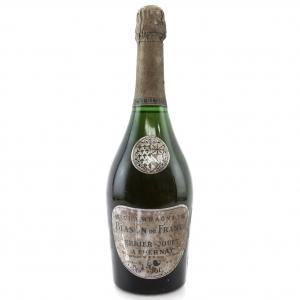 Perrier-Jouet Blason-De-France 1961 Vintage Champagne
