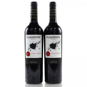 Flagstone Writer's Block Pinotage 2013 Breedekloof 2x75cl